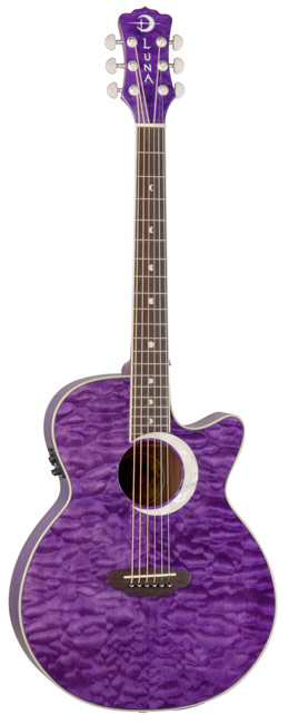 Fauna Eclipse Trans Purple