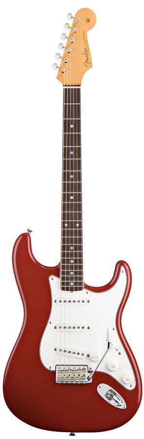 Eric Johnson Stratocaster Dakota Red