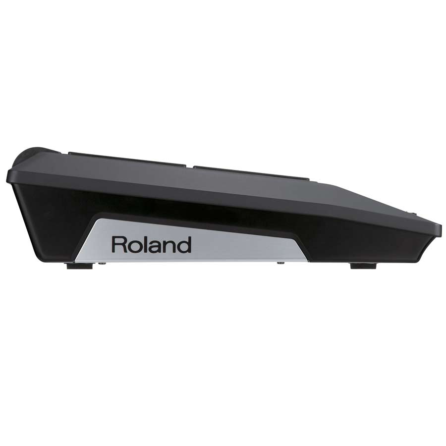 Roland SPD-SX  Side View