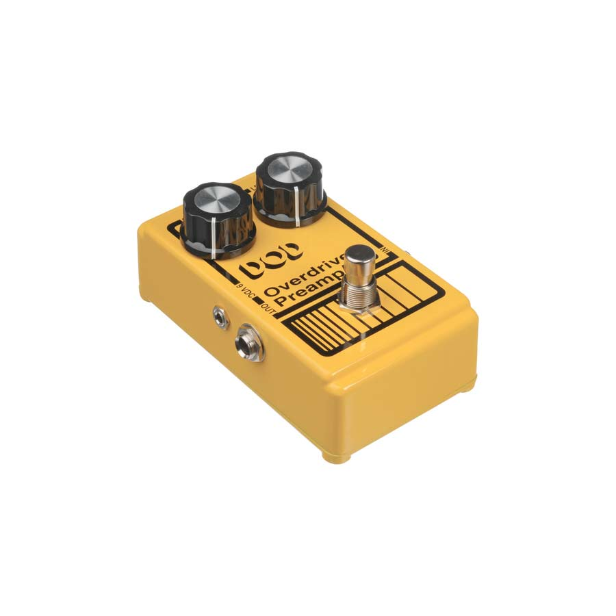250 Overdrive/Preamp Pedal
