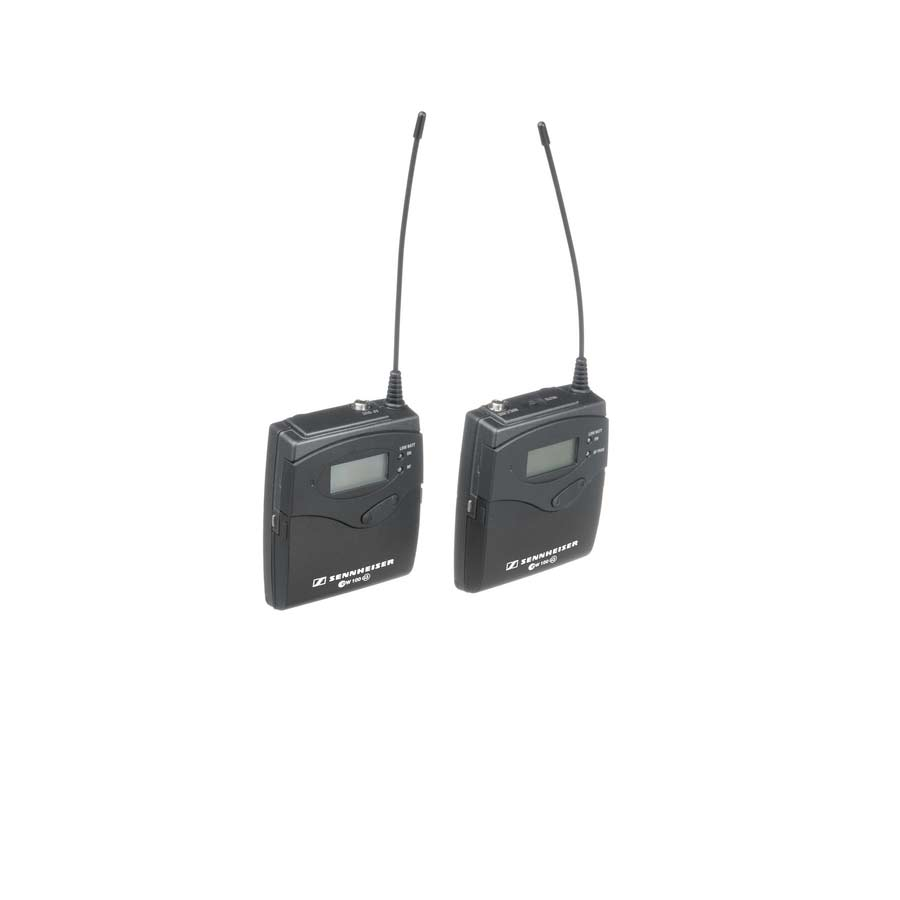 Sennheiser Evolution G3 100 Series Bodypack Transmitter