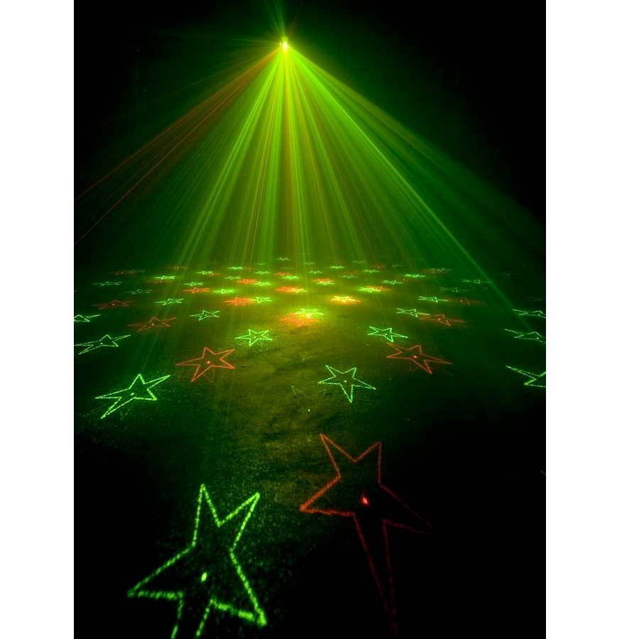 American DJ Micro Gobo LaserSample View 1