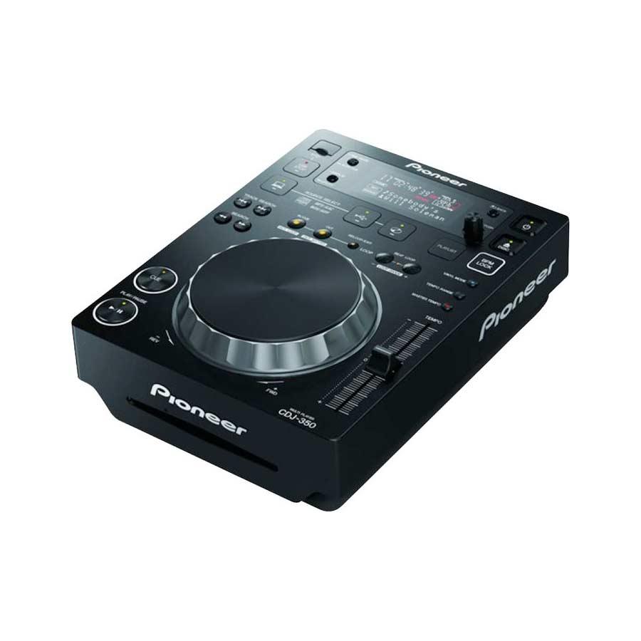 Pioneer CDJ-350Angled Black
