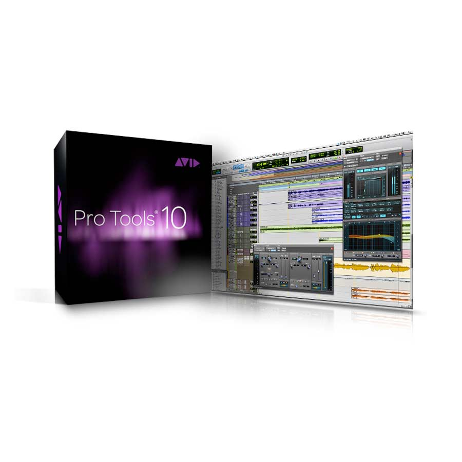 Pro Tools 10 Boxed *Includes Free Upgrade to 11