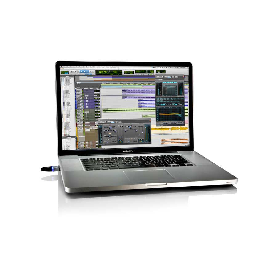 Avid Pro Tools 10 Upgrade from Pro Tools 9 On Laptop