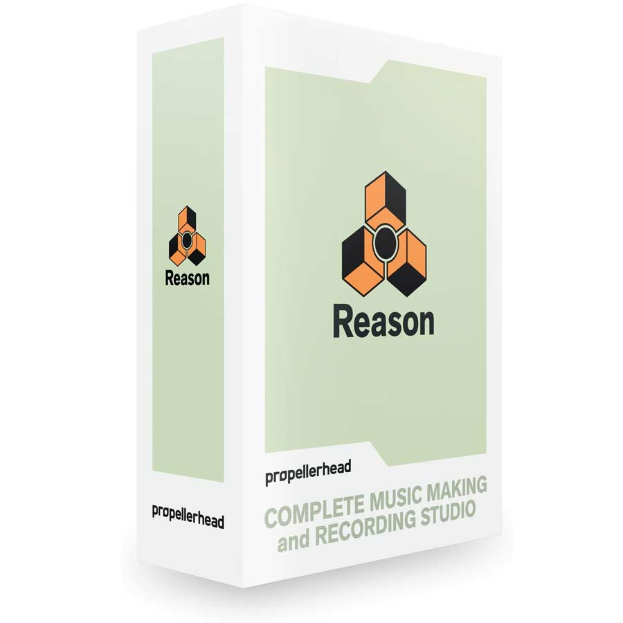 Reason 6 Upgrade from Reason or Record
