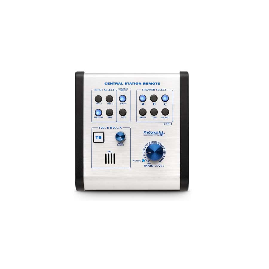 Presonus Central Station PLUS Remote View