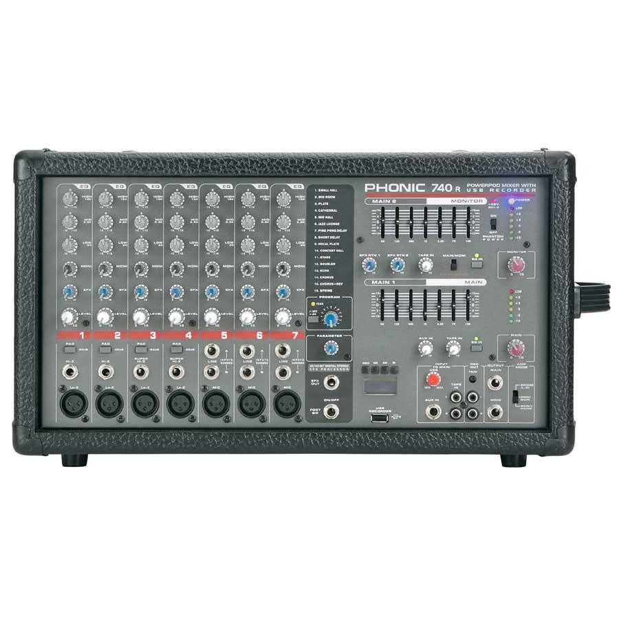 Powerpod 740 R