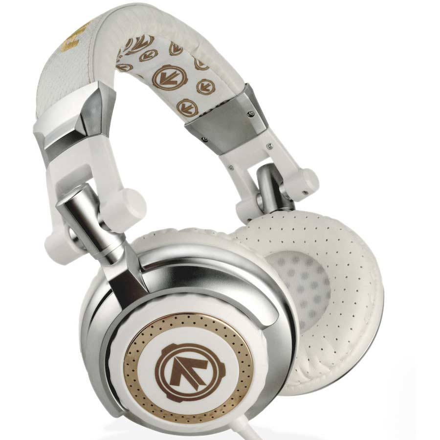 Tank Headphones - Platinum