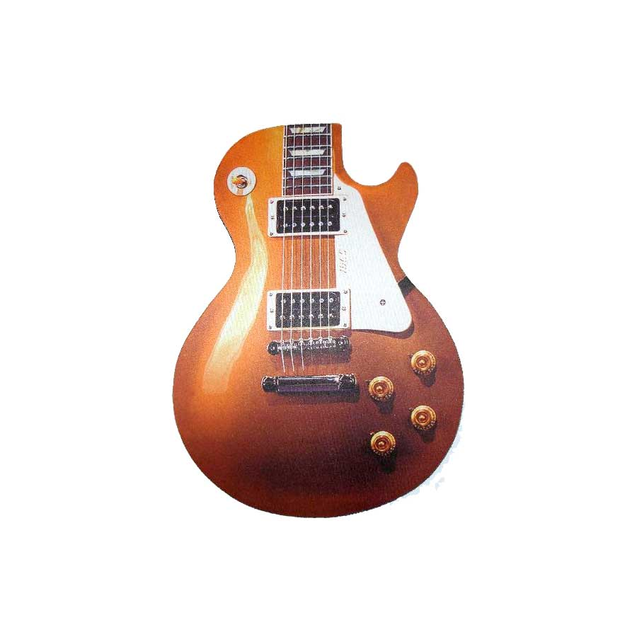 Gold Top Les Paul Mouse Pad