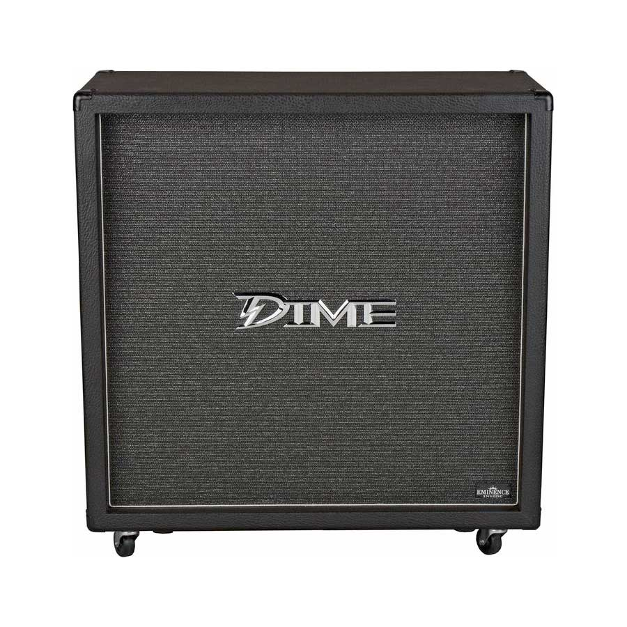 Dimebag 412 Straight Cabinet Black