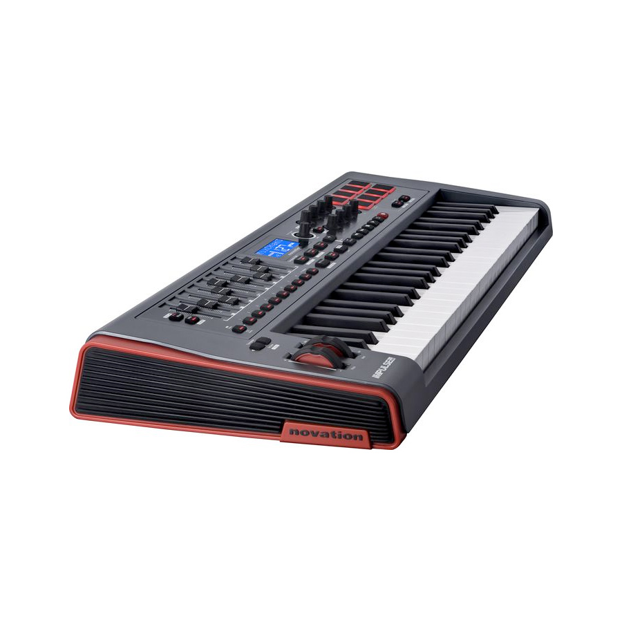 Novation Impulse 49 Side View