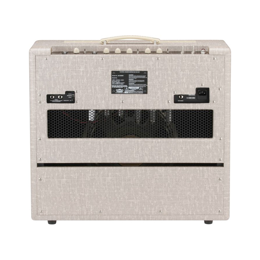 Vox AC15HW1X Rear View