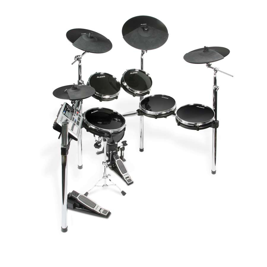 Alesis DM10 X Kit Angled View