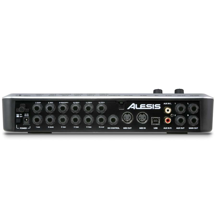Alesis DM10 X Kit Controller Rear View
