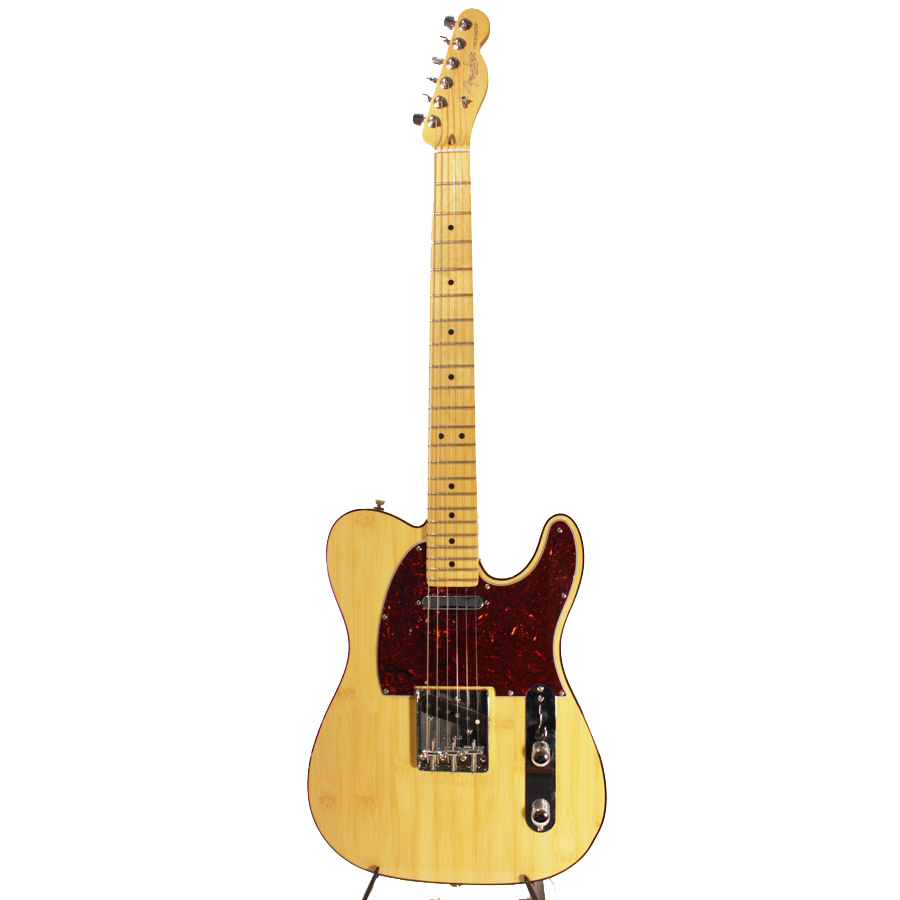60th Anniversary Lamboo Telecaster Natural
