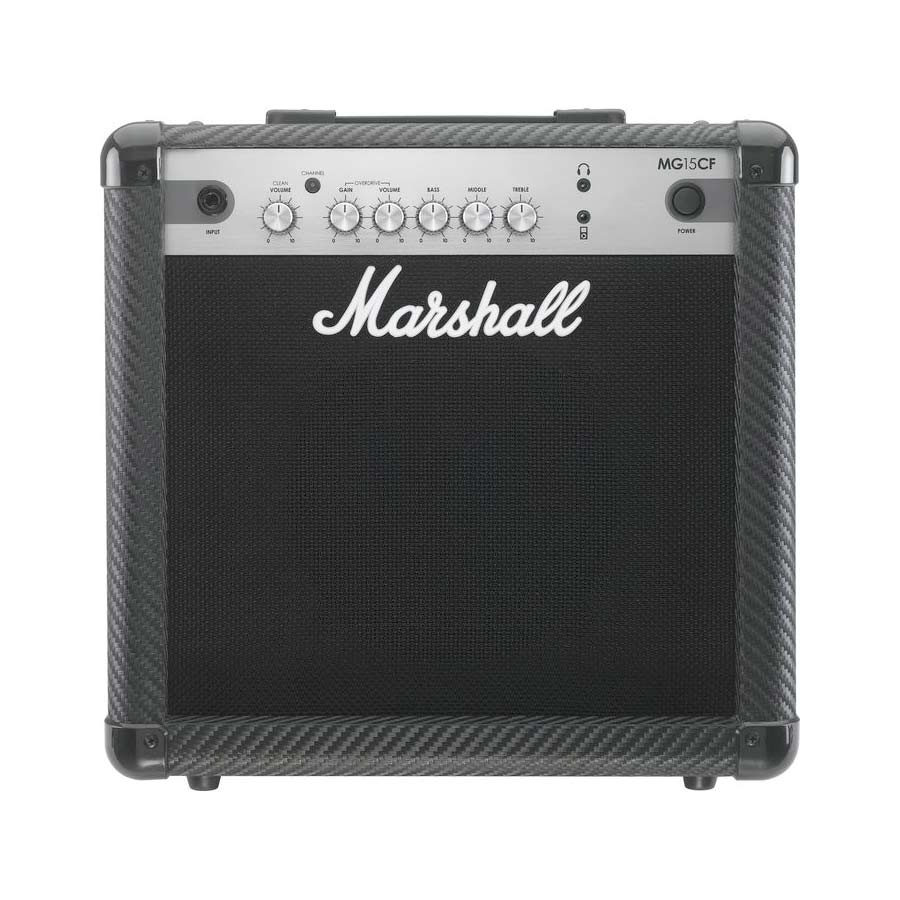 Marshall MG15CF Front View