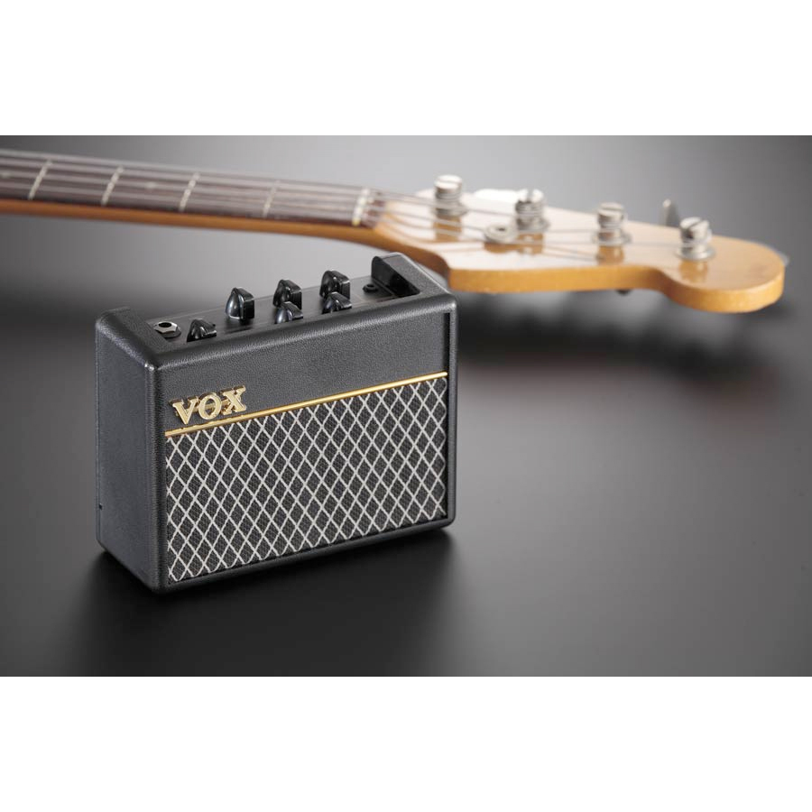 Vox AC1RV Bass Rhythm VOX In Use