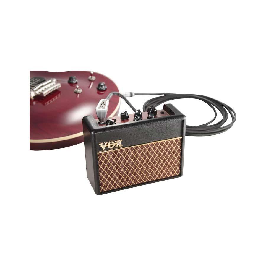 Vox Ac1rv Bass Miniature Battery Bass Amp W Rhythm