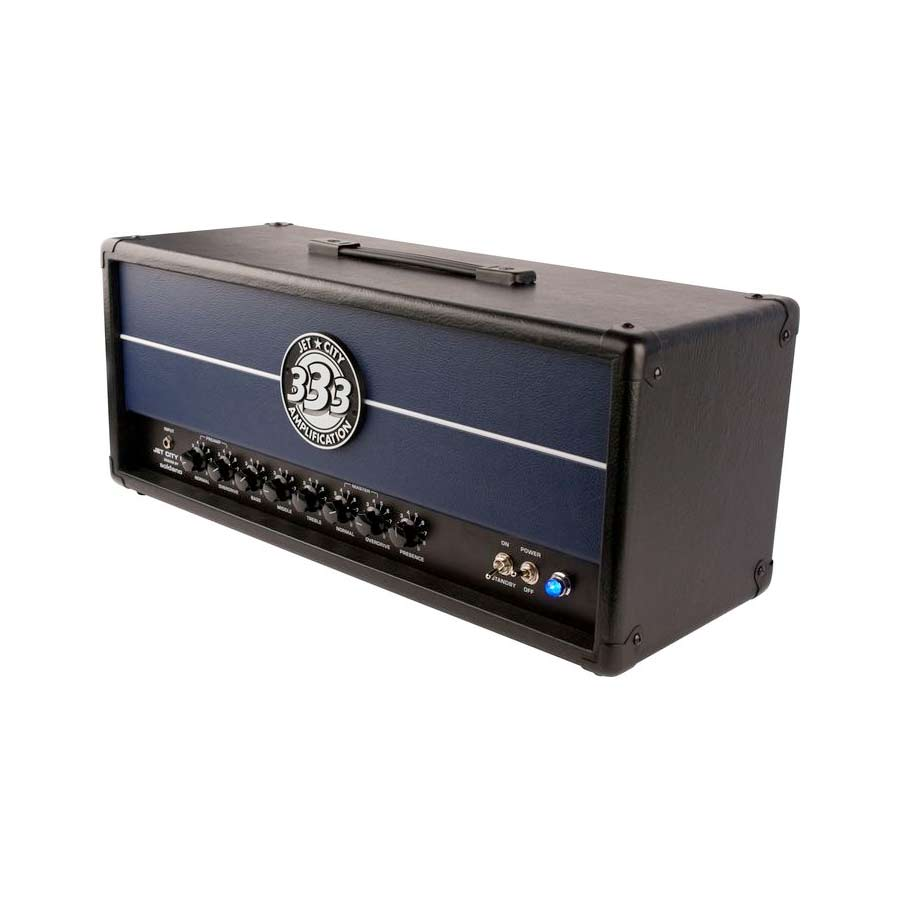 Jet City Amplification JCA50H Angled View