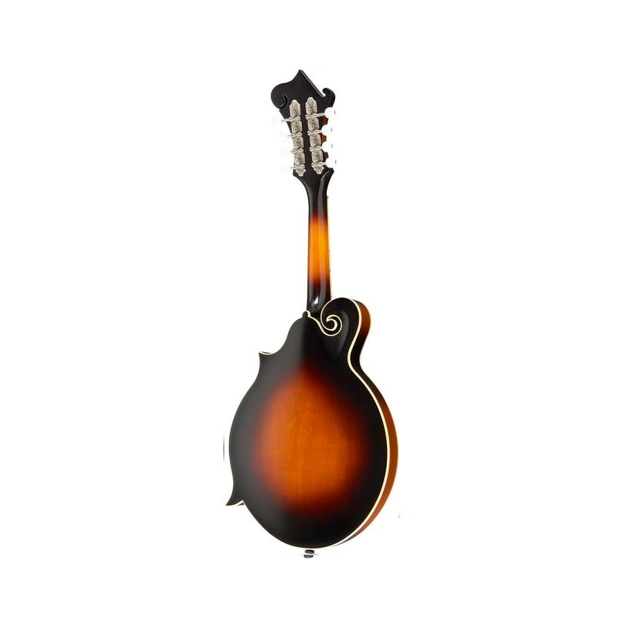 Loar LM-520 Vintage Sunburst Rear View