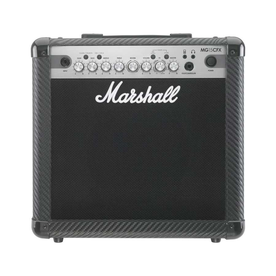 Marshall MG15CFX Angled View