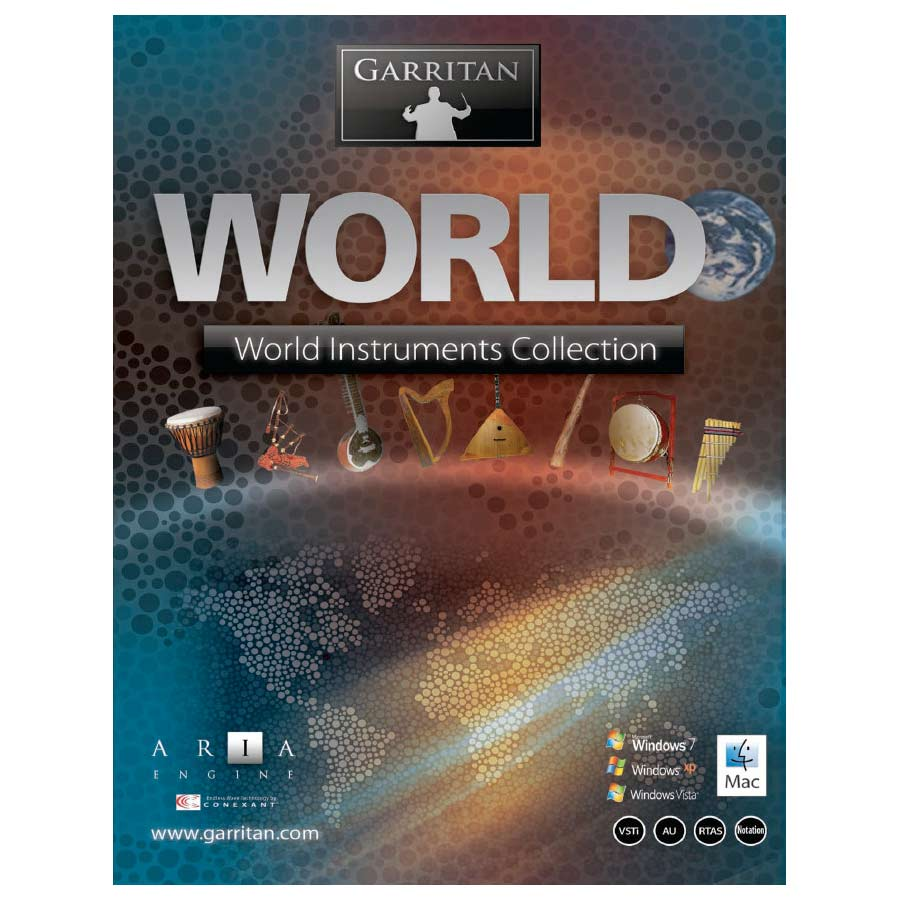 World Instruments Digital Download