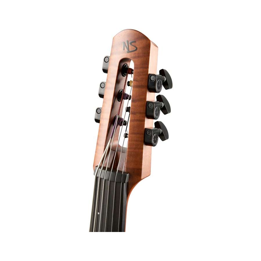 NS Design CR6 Cello Headstock  Detail