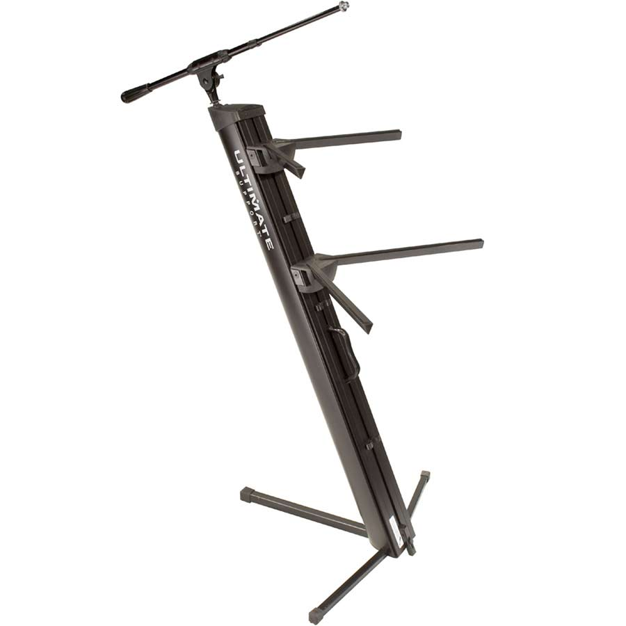 Ultimate Support AX48 Pro Plus - Black Stand