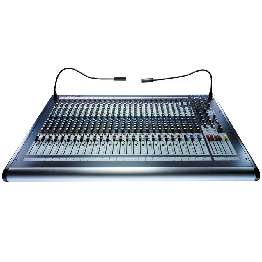 Soundcraft GB2-16 Front View