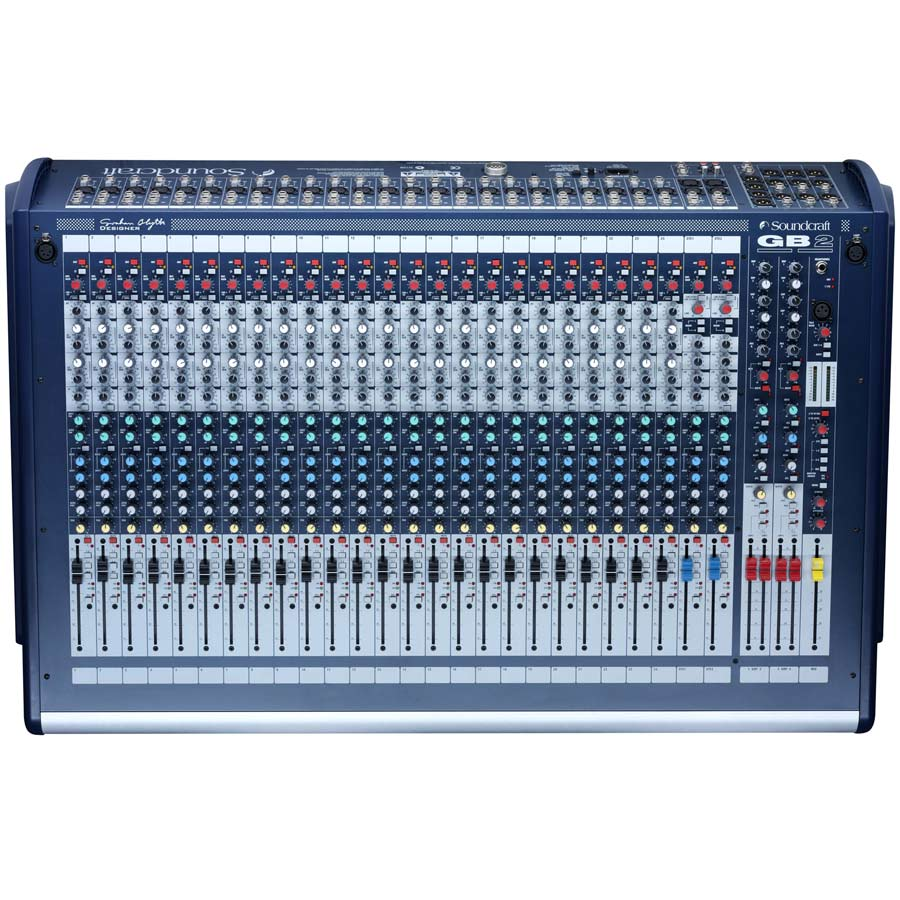Soundcraft GB2-16 Top View