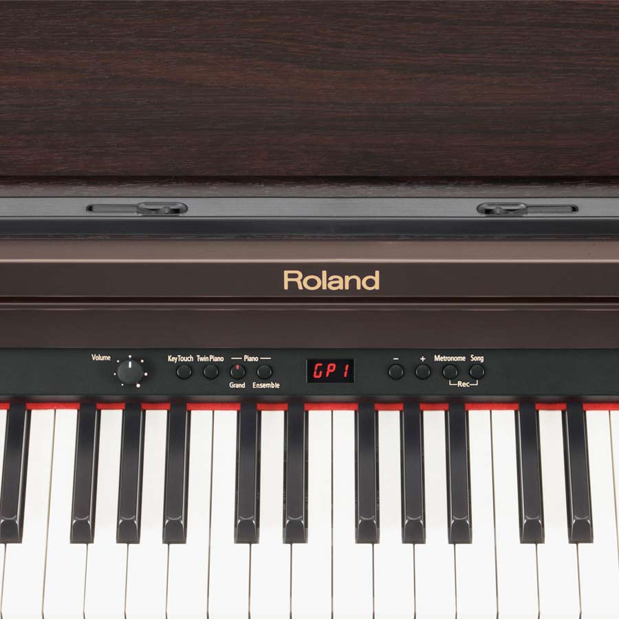 Roland RP301RW Close Up