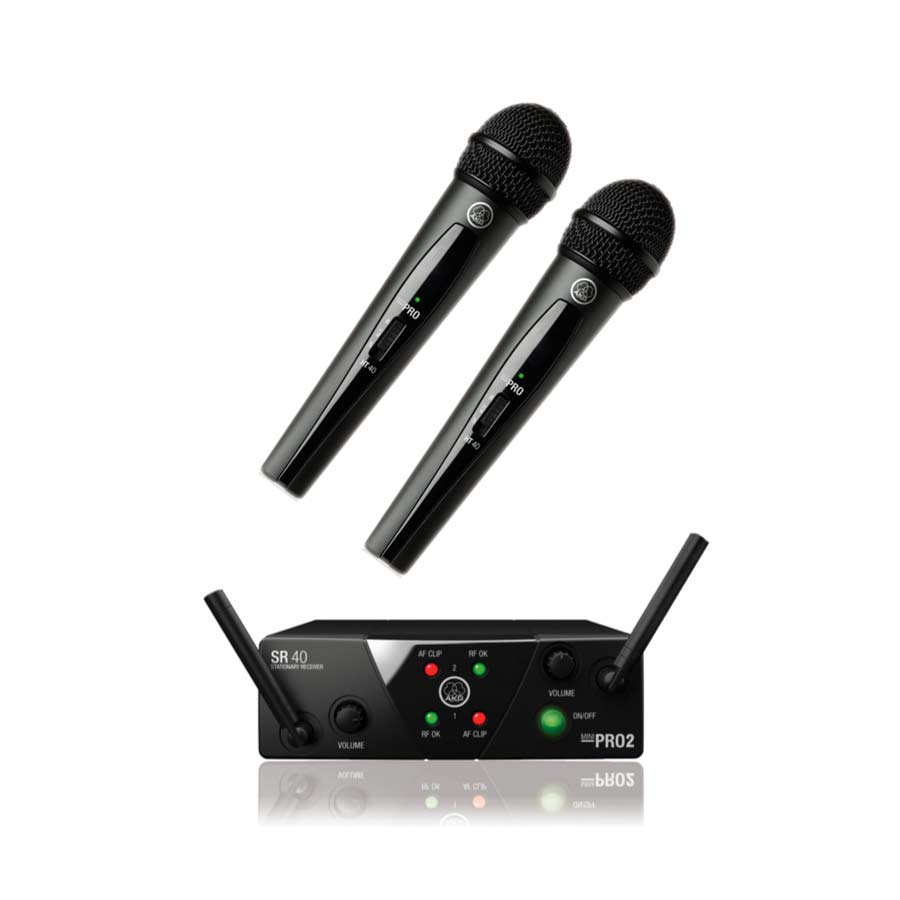 WMS40 Mini2 Vocal Set