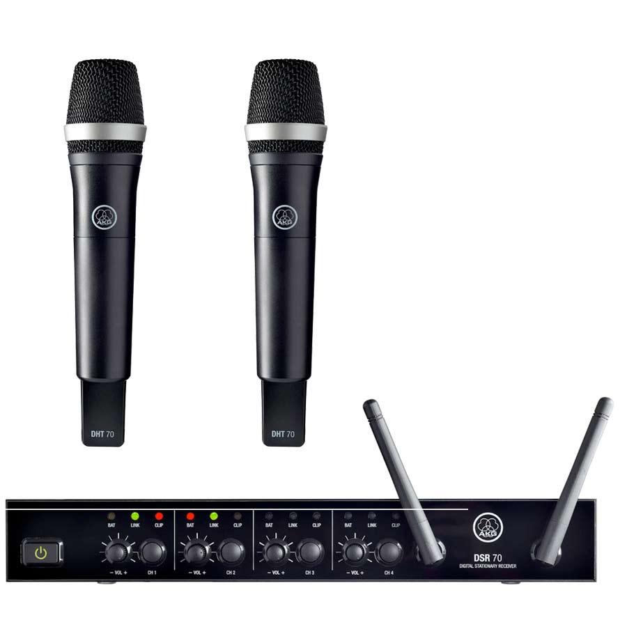 DMS70 QR Dual Vocal