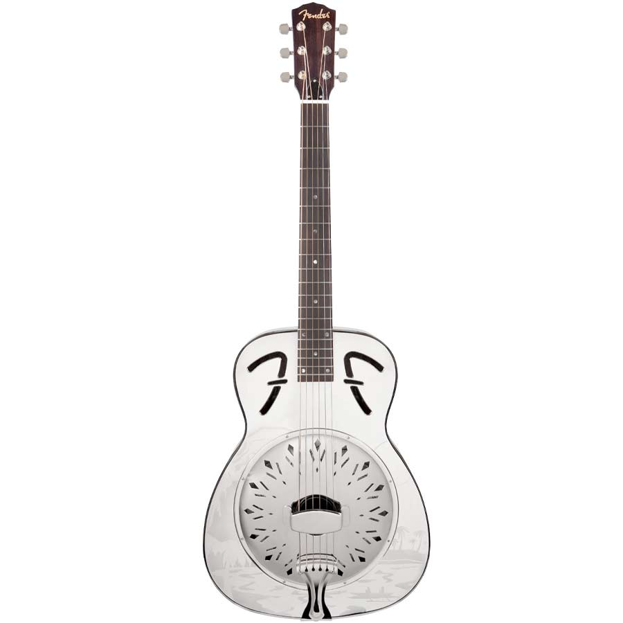 FR-55 Hawaiian Resonator