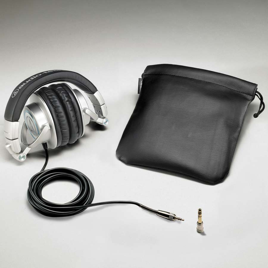 Audio Technica  ATH-M50s/LE W/ Accessories