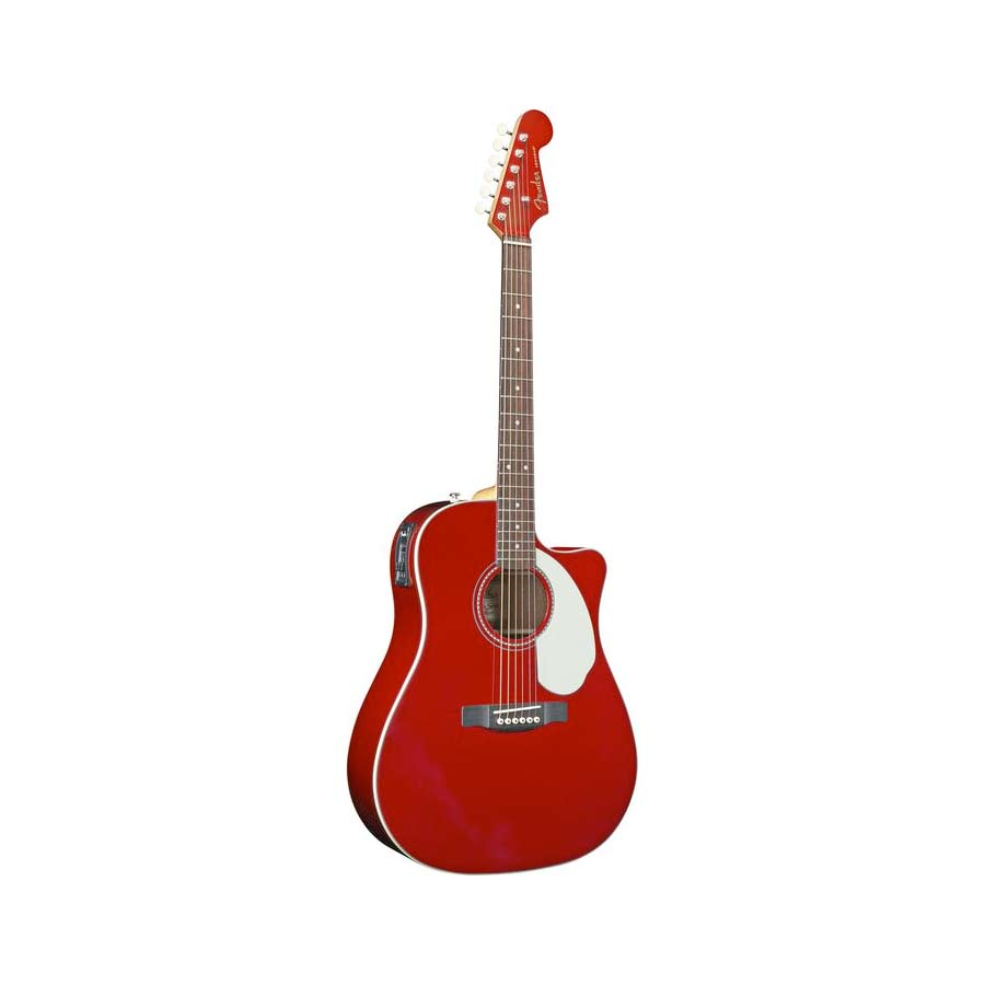 Fender Sonoran™ SCE Lake Placid Blue Candy Apple Red
