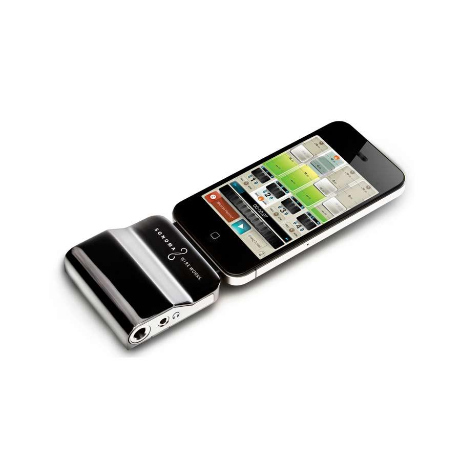 w/ iPhone