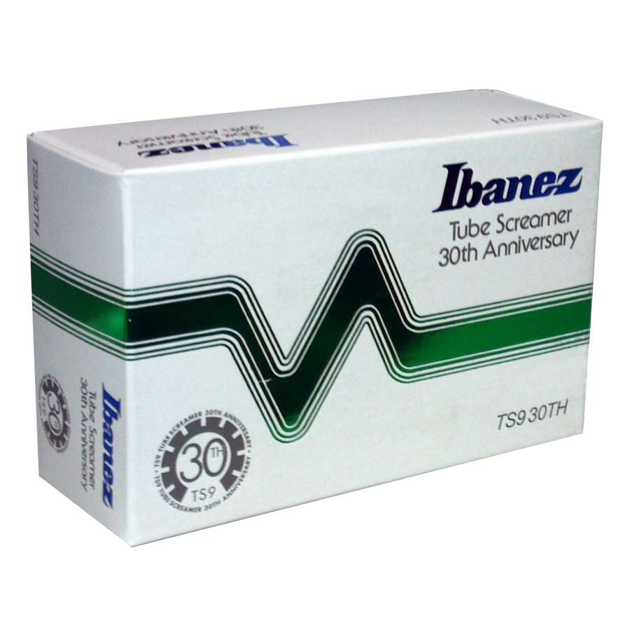 Ibanez TS930TH Tube Screamer Box View