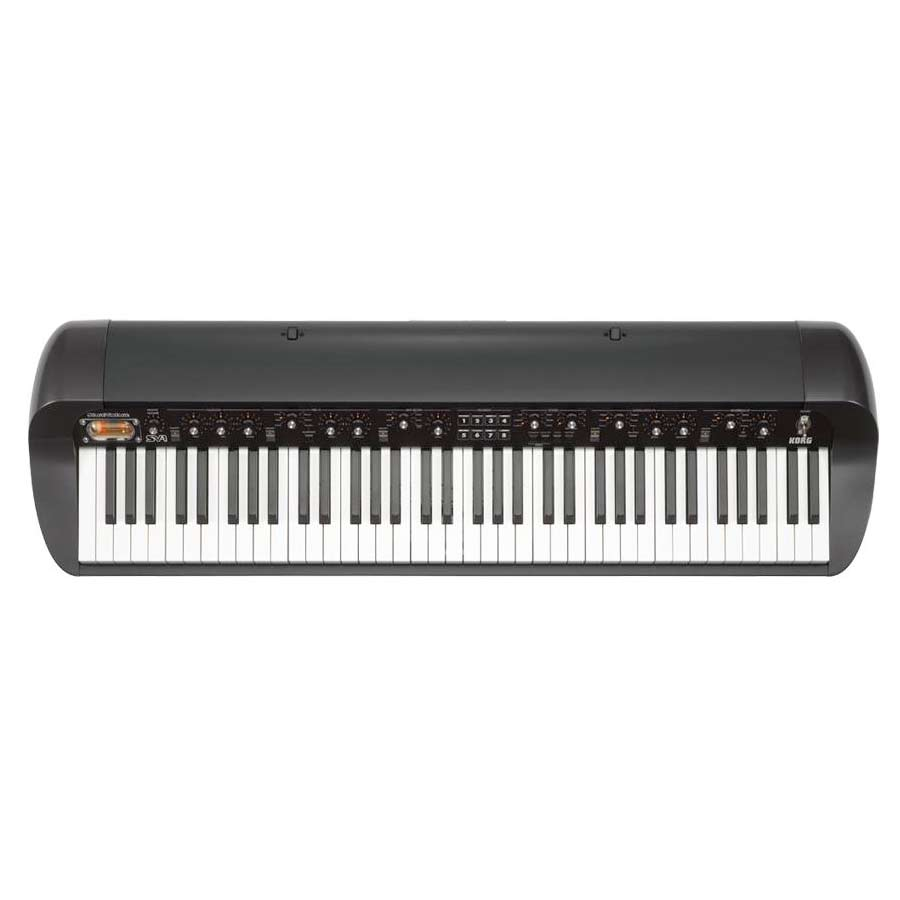 Vintage Stage Piano SV173 - Black