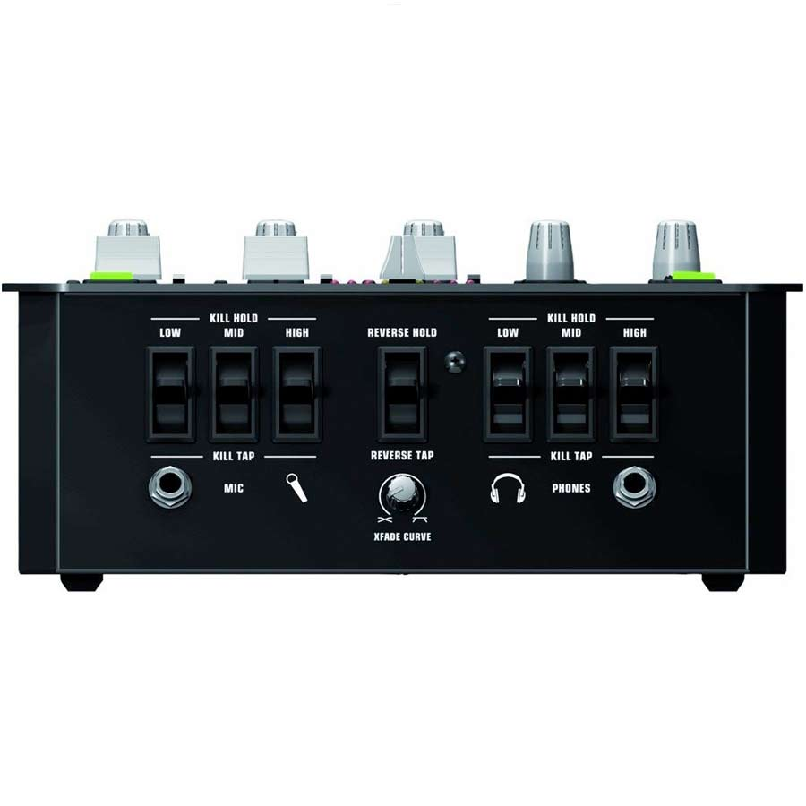 Behringer PRO MIXER VMX300USB Rear View