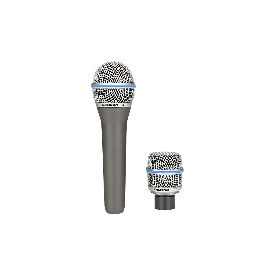 CS Series Dynamic Microphone Package