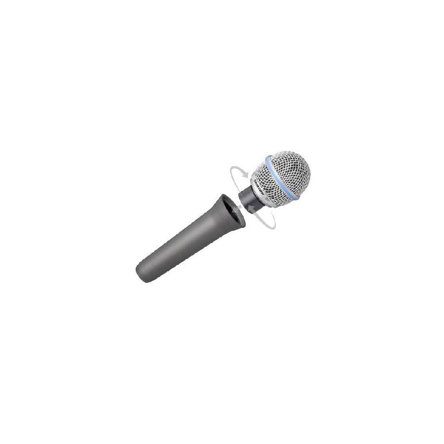 Samson CS Series Dynamic Microphone Package Interchangable Capsules