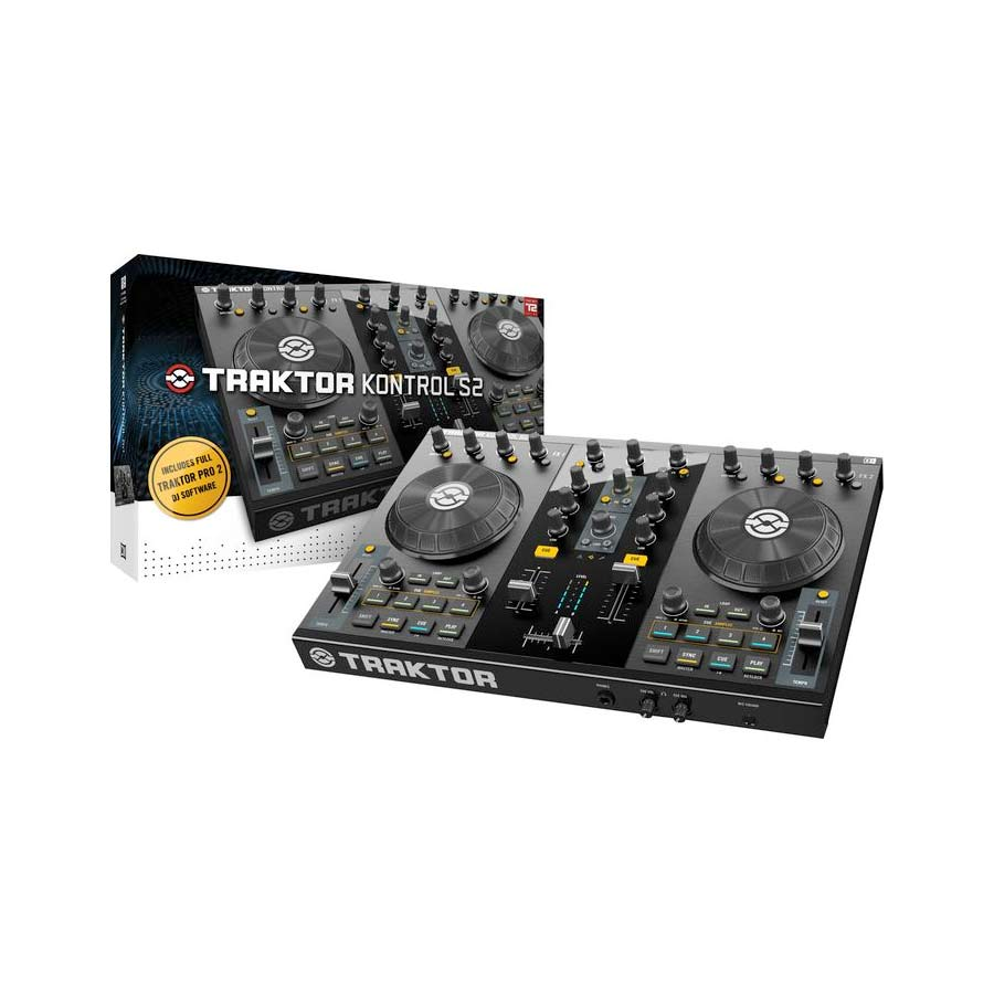 Native Instruments Traktor Kontrol S2 w/ Box