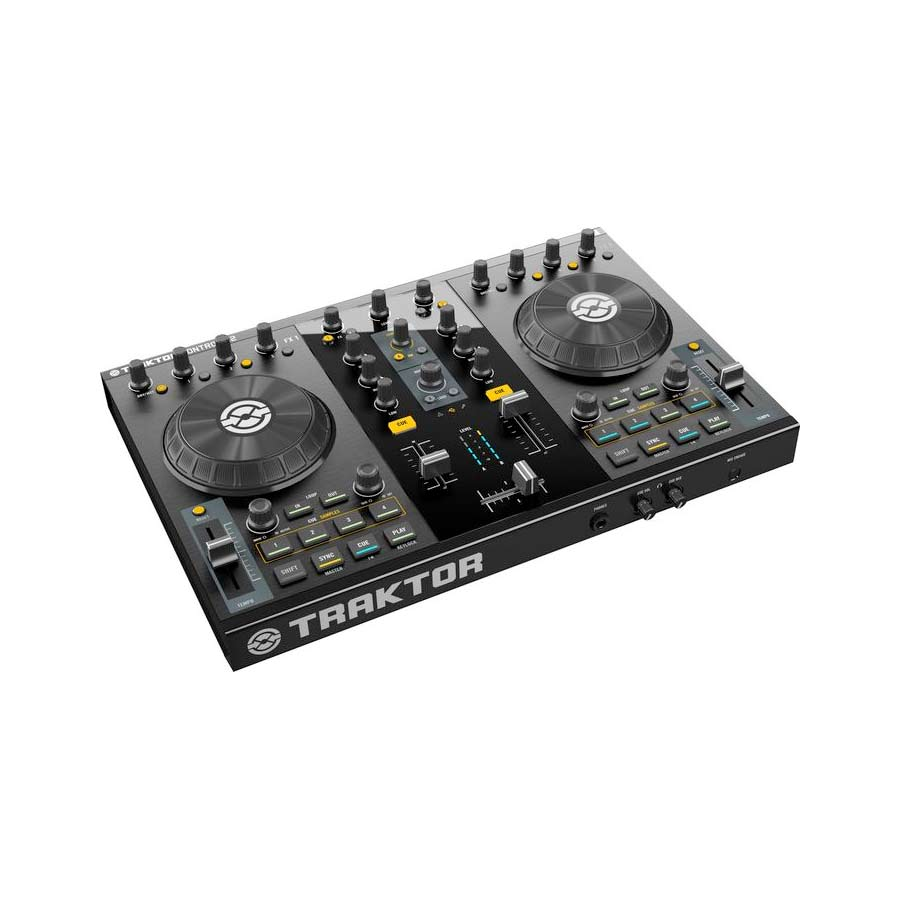 Native Instruments Traktor Kontrol S2 Hardware