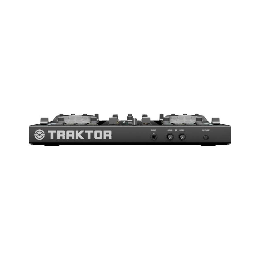Native Instruments Traktor Kontrol S2 Rear View