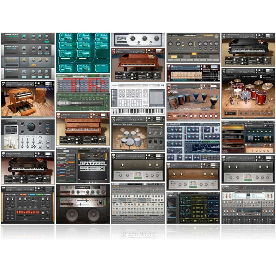Native Instruments Komplete 8 EDU 5-Pack Screenshots