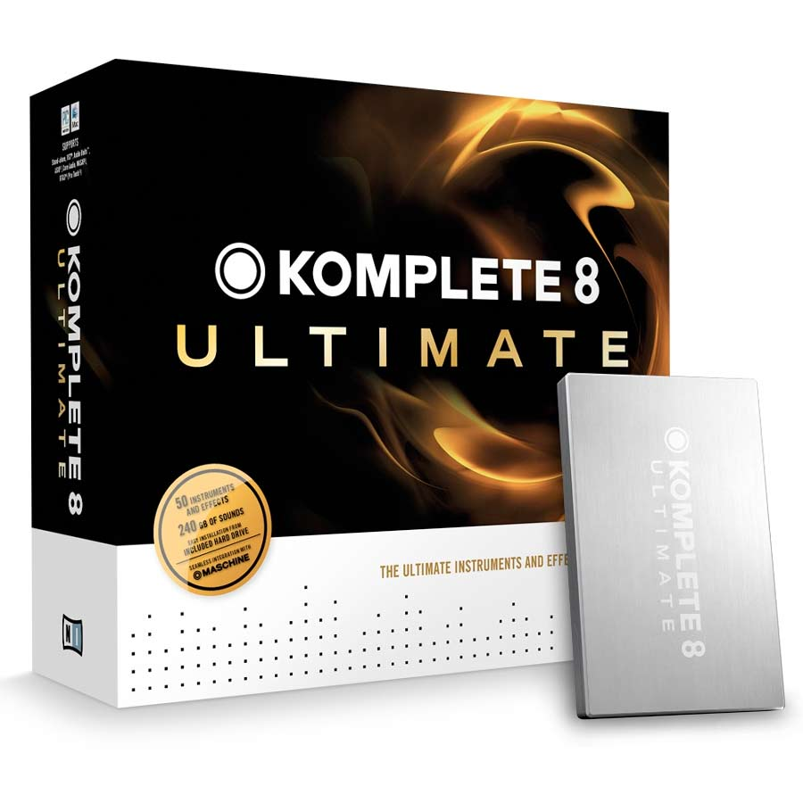 Komplete 8 Ultimate EDU 5-Pack