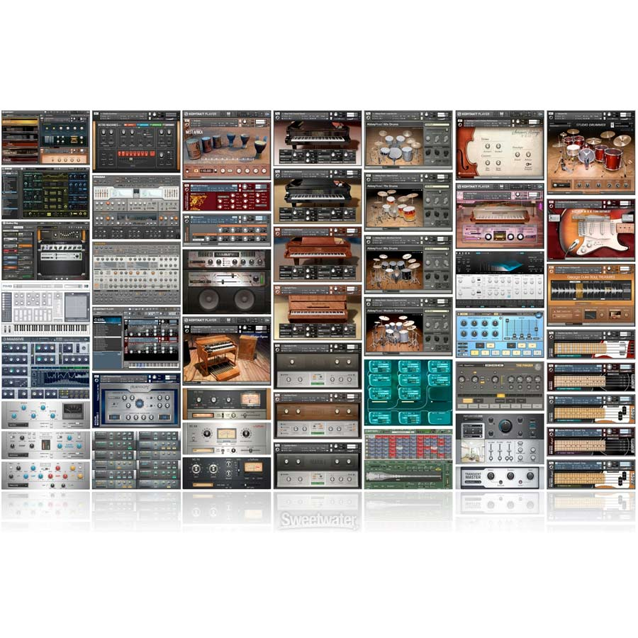 Native Instruments Komplete 8 Ultimate EDU 5-Pack Screenshots