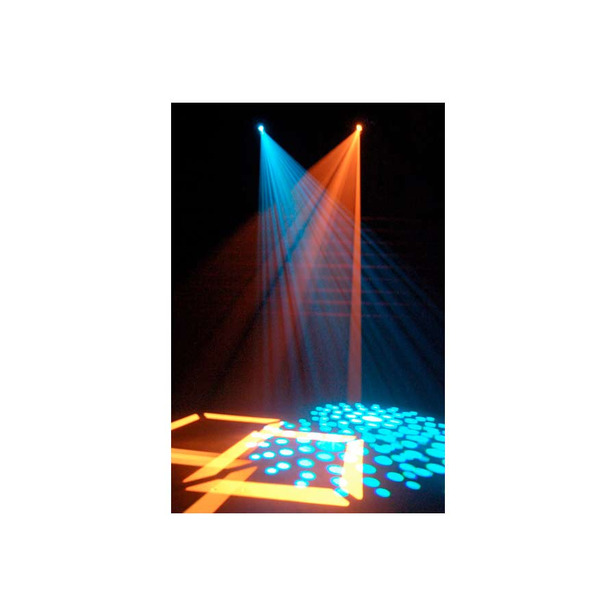Chauvet DJ Q-Spot™ 260-LED Effects 5